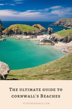 The Ultimate guide to beaches in Cornwall, England Travel in Europe Beach Photography Friends, Beach Photography Poses, Lanai Island, Island Beach, Seaside Holidays, Beach Holiday, Tonga, Penzance Cornwall, Kynance Cove Cornwall