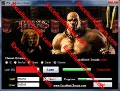 Download war of titans cheats at excellent cheats