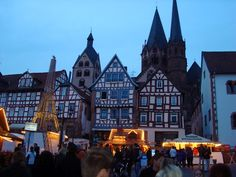 Gelnhausen, Germany - What we call home!