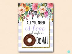 BS440L-all-you-need-is-love-and-donut-lavender-stripes-floral