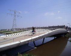 Zwarts en Jansma - Floriande bruggen, Haarlemmermeer