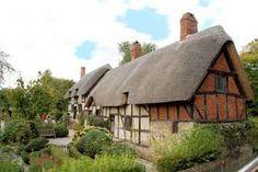 Resultado de imagen de shakespeare's cottages murals
