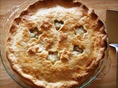 Chicken Pot Pie With 2 Crusts Recipe I already have a pot pie recipe that I use, but i have been looking for the perfect crust