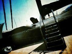 Bienvenue à bord !:-) @ E Allaire  #spindrift2 #yannguichard #bsm #Lorient | www.scanvoile.com