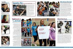 [The Planonian, Plano Senior High School, Plano, TX] #yearbook