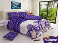 SpreiMaster: Sprei & Bed Cover Santika Viollete