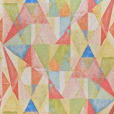 S3632 Golden Greenhouse Fabrics, Geometric Fabric, Orange Fabric, Quilts, Texture, Blanket, Pattern, Color, Design