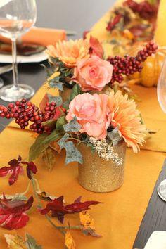 【ウェディング】おしゃれな秋のテーブルコーディネート・装花集【結婚式】 - NAVER まとめ