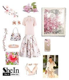 """""""Shein contest"""" by thefrugal-fashionista on Polyvore featuring Closet, Kate Spade, Casetify, Betsey Johnson and 1997"""