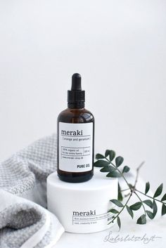 MERAKI organic beauty products