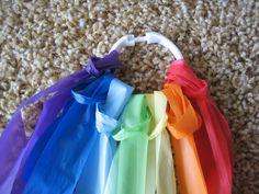 Teaching The Little People: Rainbow Streamers in Preschool Bike Parade, Activities For Kids, Crafts For Kids, Rainbow Theme, Rainbow Birthday, 4th Birthday, Birthday Ideas, Birthday Parties, Fiestas Party