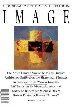 issue8cover Robert Drake, Robert Bly, Christian Art, Short Stories, Poems, Interview, Author, Modern, Trendy Tree