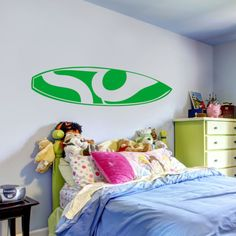 Surf's Up! Jr. Wall Decal at AllPosters.com