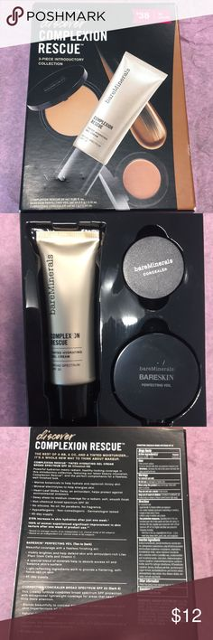 new style dbbb6 bf24c Shop Women s bareMinerals size OS Foundation at a discounted price at  Poshmark. Description  Collection Shade  Chestnut Sold by Fast delivery,  full service ...