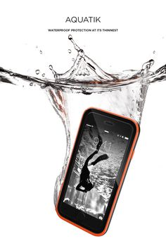 Protect your new iPhone 6 and iPhone 6 Plus with the TAKTIK 360 & AQUATIK For iPhone 6 by LUNATIK | Indiegogo