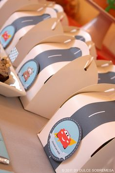 Disney Pixar's Cars 3rd Birthday Party- Lighting Mcqueen Party - Kara's Party Ideas - The Place for All Things Party