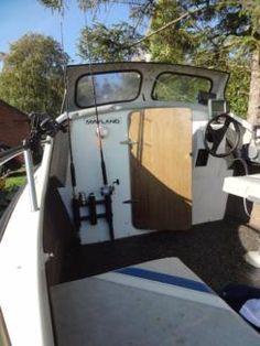 mayland fisherman 16 kaj tboot angelboot motorboot in. Black Bedroom Furniture Sets. Home Design Ideas