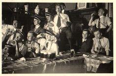 18793 Originalfoto 6x9cm Burschenschaft ALT Germania Kneipe 1939   eBay