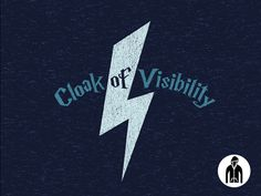 Cloak of Visibility Lightweight Hoodie for $35 - Bookworm Bonanza!   Ends on August 6 at 12AM CT