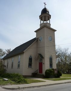 St. Andrew's Episcopal Church, Columbia, NC