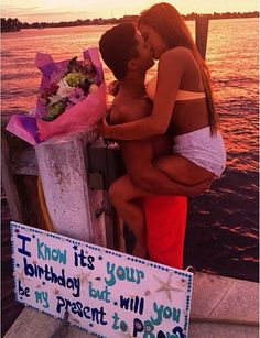 He wins!!! I want this promposal!! ❤❤❤❤❤❤❤