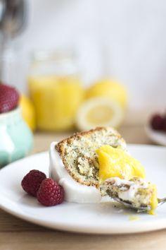 Lemon Poppy Seed Cake | Migalha Doce