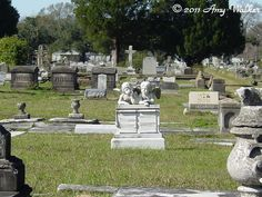 magnolia cemetery, mobile, al; Graveyard Walker Photography