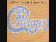 Chicago -- You're The Inspiration Takes me directly back to the early 80s when my mom and I were living in Victoria <3