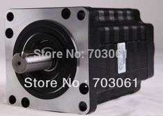 Three phase high rpm electrical motor stepper motor actuator servo motor