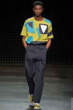 E.Tautz Spring Summer 2015 Primavera Verano #Menswear #Trends #Tendencias #Moda Hombre - M.F.T.