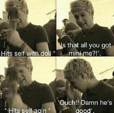 your so special Niall haha