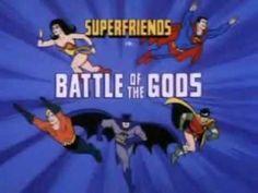 Super Amigos - A batalha dos Deuses parte 1