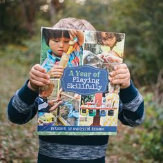 A Year of Playing Skillfully by The Homegrown Preschooler is a wonder-based, developmental curriculum for homeschools and private schools that offer preschool, preK, or K programs. It is a must-have resource to build a firm foundation for lifelong learning!