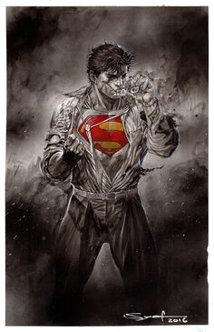 A Job for Superman - Ardian Syaf