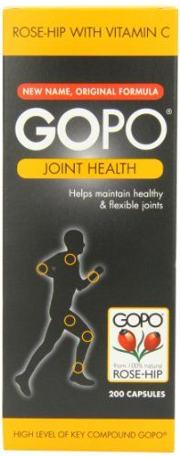 Gopo Rose Hip Joint Health Vitamin C Capsules - Pack of 200 has been published at http://www.discounted-vitamins-minerals-supplements.info/2013/05/12/gopo-rose-hip-joint-health-vitamin-c-capsules-pack-of-200/