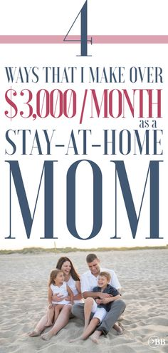 Do you want to stay at home but don't think you can afford it? You need a side job! This is how to make 3000 a month from home with side jobs. Stay At Home Mom, Make Money From Home, Way To Make Money, How To Make, Earn Extra Money Online, Thing 1, Work From Home Jobs, Online Jobs, Making Ideas
