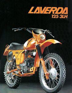LAVERDA 125 3LH