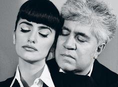 Pedro Almodovar (with Penelope Cruz)