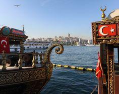 am Hafen von Istanbul http://fc-foto.de/35767156