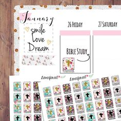 planner stickers bible, bible stickers, christian planner stickers, erin condren, happy planner, personal planner, life planner, D0030