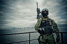 Brazilian Navy Special Forces (GRUMEC)
