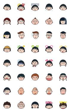 Wallpaper Wa, Chibi Wallpaper, Cute Anime Wallpaper, Disney Wallpaper, Cute Mobile Wallpapers, Cute Cartoon Wallpapers, Cartoon Pics, Emoji Set, Crayon Shin Chan