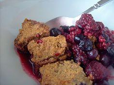 Almond Flour Berry Cobbler (SCD, GAPS, gluten free)   Health, Home, & Happiness (tm)