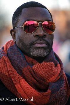 Jeff Redd - Is this man handsome or what? Fine Black Men, Gorgeous Black Men, Handsome Black Men, Fine Men, Beautiful Men, Black Man, Handsome Man, Beautiful People, Black Men Beards