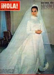 Cancion de rocio durcal vestida de novia