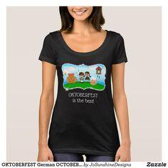 OKTOBERFEST German OCTOBERFEST Tshirt