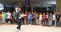 مشكاة الفيصلية تقيم رحلة ترفيهية لألعاب فينسيا مول لطلاب الصف الرابع