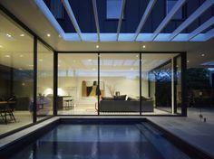 www.integratedpools.com.au  ph: (03) 8532 4400  Sleek modern pool- Integrated pools by Canny   #pool #luxurypool #modernpool #integratedpools #canny