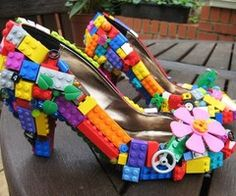 lego...only for a dress up party