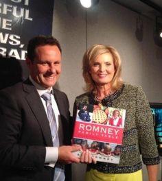 ann romney | Brian Kilmeade Ann Romney